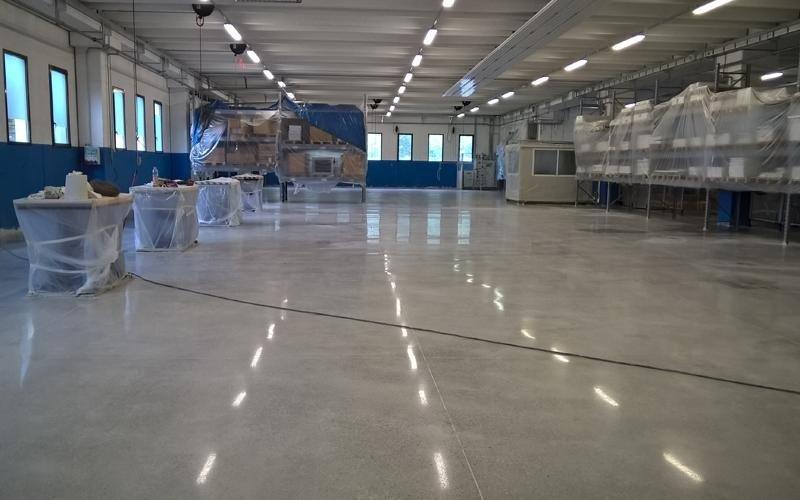 ristrutturazione pavimenti cemento