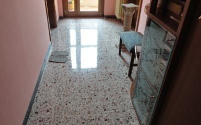 posa pavimento in marmo