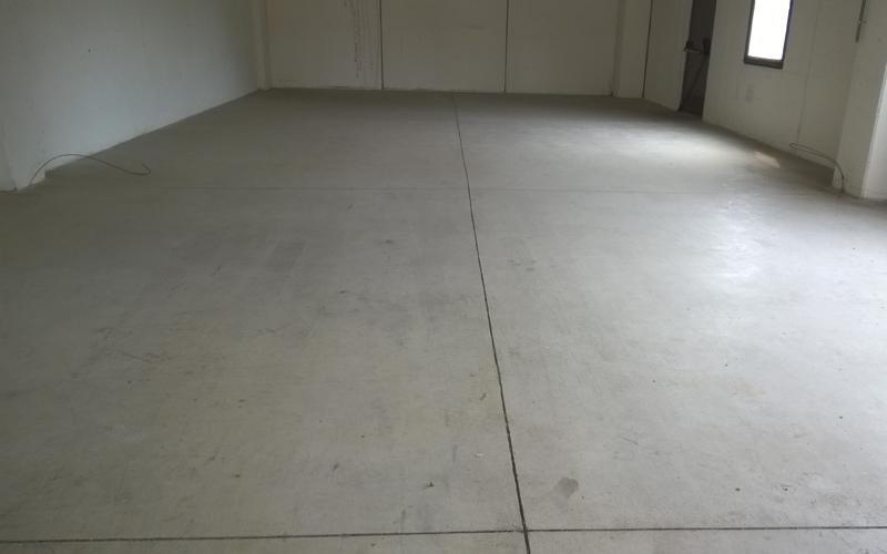 rimozione graffi cemento