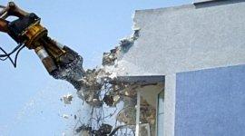 demolizioni di ponti e viadotti, materiali per l'edilizia, demolizioni di edilizia residenziale
