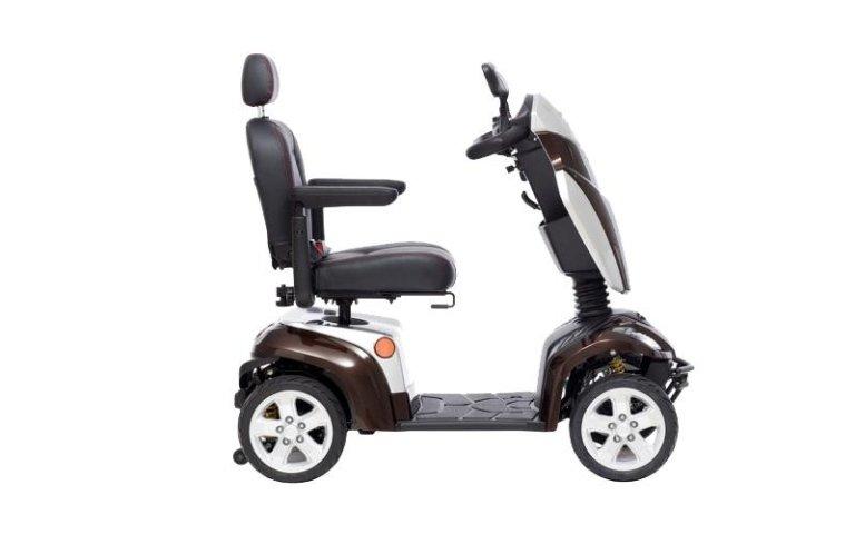 veicoli elettrici anziani