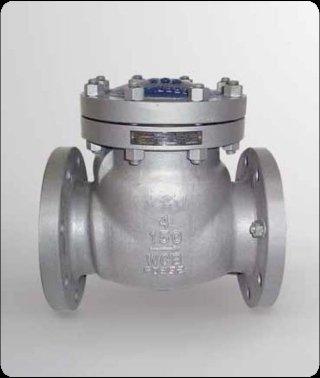Ritegno Clapet ASME classe 150 lbs A216 WCB / trim 8