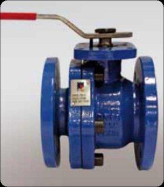 Full bore ball valve