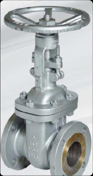 Saracinesca ASME classe 150 lbs A216 WCB / trim 8