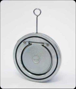 Wafer type swing check valve