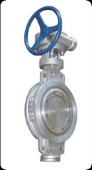 """High Performance"" butterfly valve"