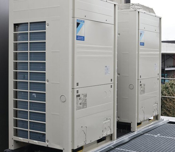 Commercial air conditioning units in Perth