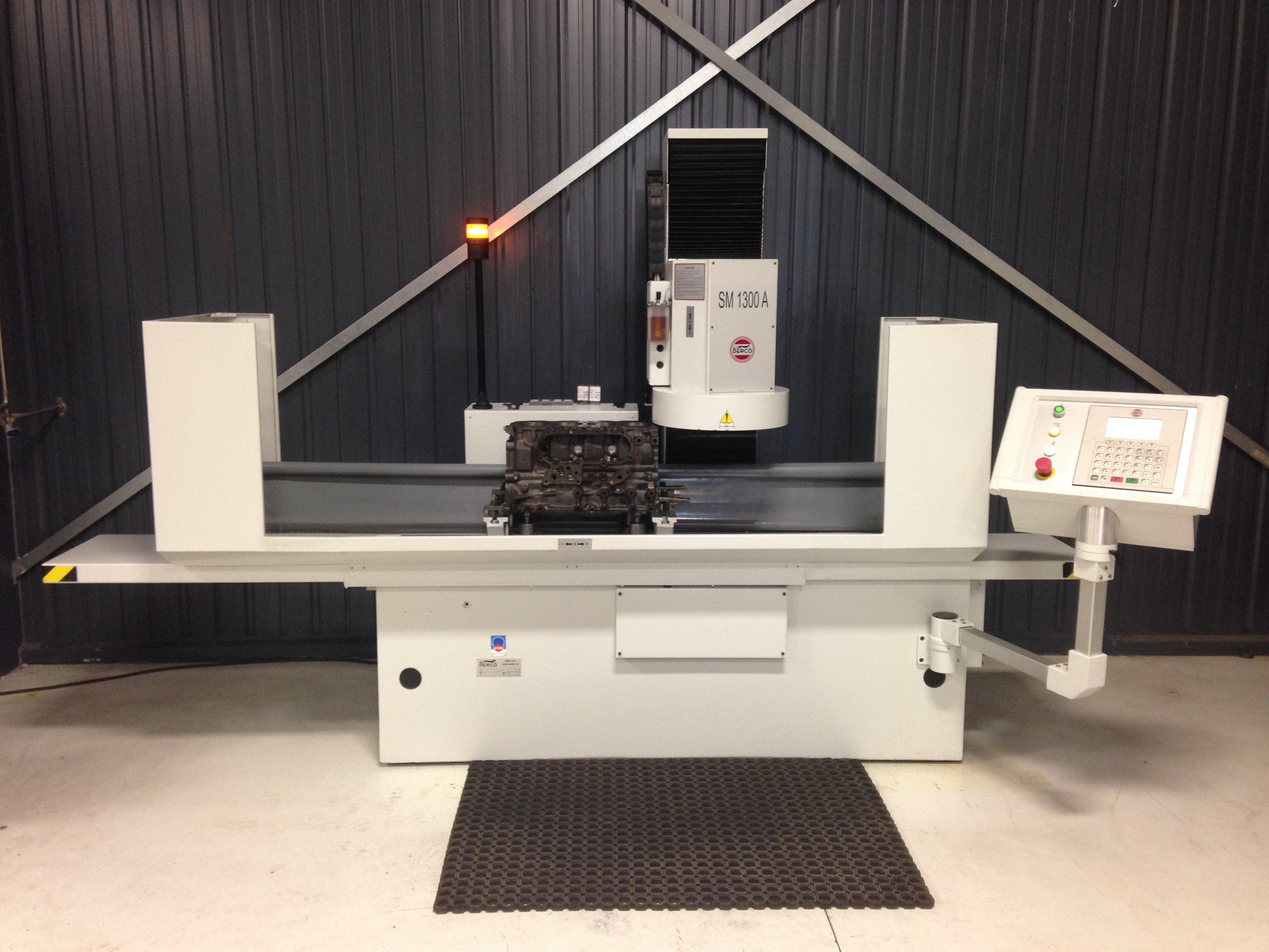 Berco SM 1300 A CNC Surface Milling Machine