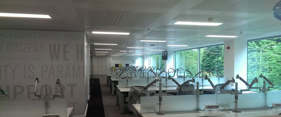commercial ceiling lighting