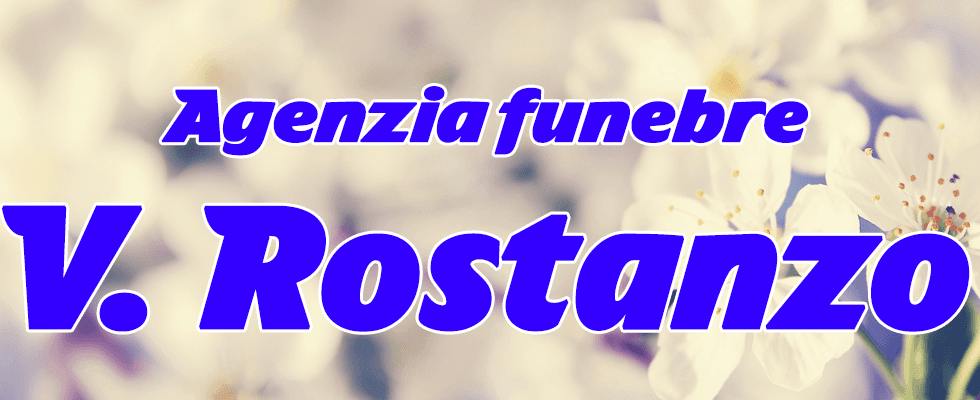 agenzia funebre Rostanzo