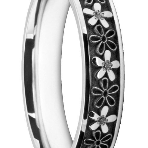 Marvellous Ladies' Wedding Ring