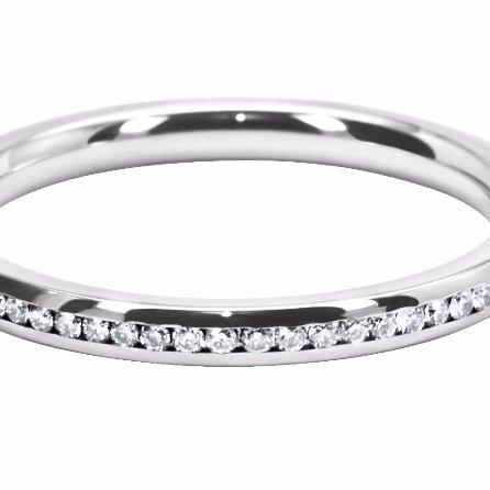 Classic Ladies' Wedding Ring