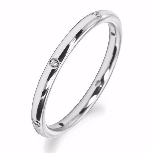 Unique Ladies' Wedding Ring for you