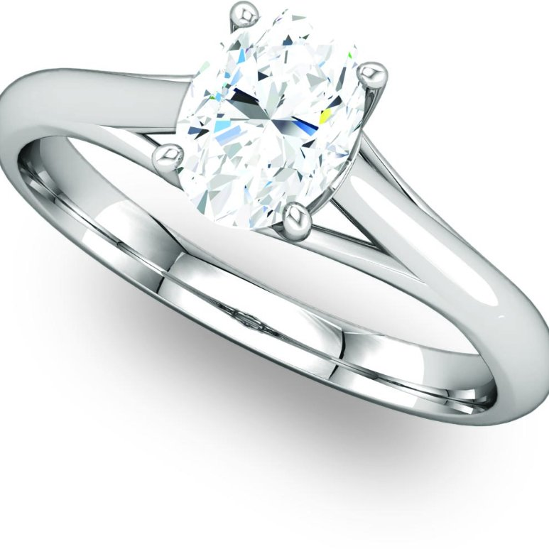 Affordable Solitaire Engagement Ring