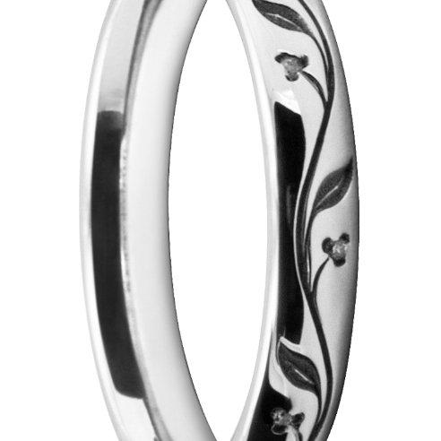 Specially crafted Ladies' Wedding Ring
