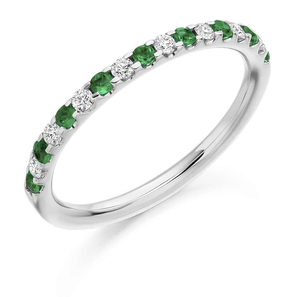 High-quality Eternity Ring for him