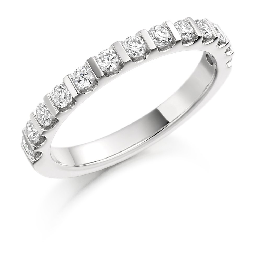 Exquisite Eternity Ring for him