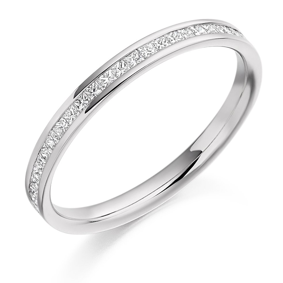Exquisite Eternity Ring for her