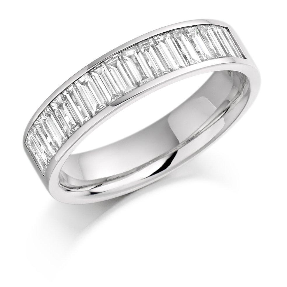 Exquisite Eternity Ring