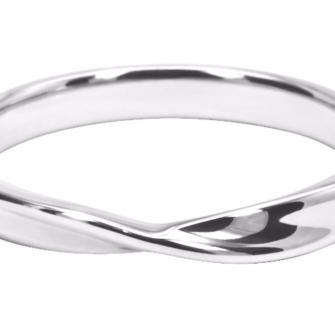 Artsy Ladies' Wedding Ring for you