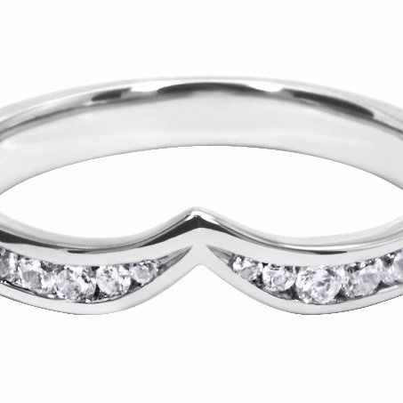 Intricate Ladies' Wedding Ring for you