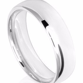 Classic Gents' Wedding Rings