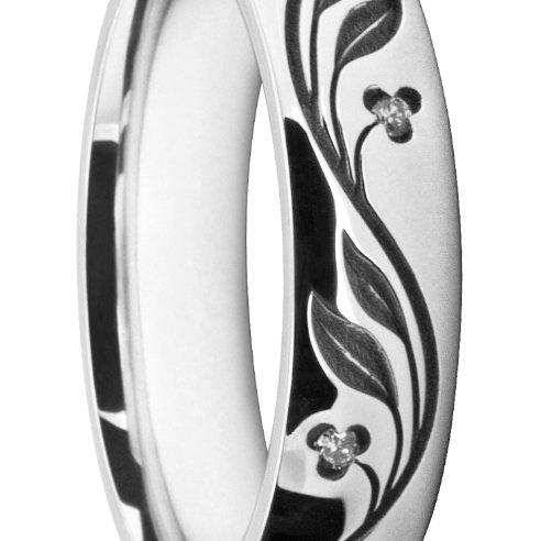 Bespoke Ladies' Wedding Ring