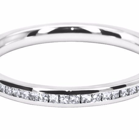 Marvellous Ladies' Wedding Ring for you