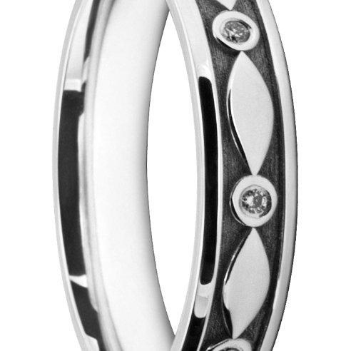 Handmade Ladies' Wedding Ring