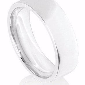 Modern  Mens' Wedding Rings