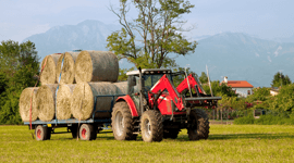 commercio trattori