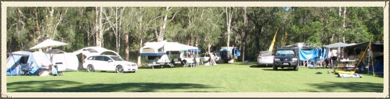 pacific sun friends camping grounds