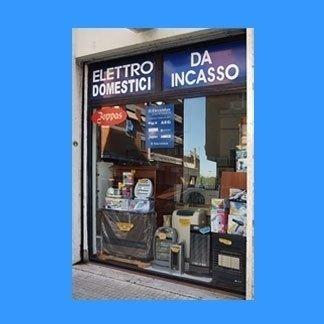 negozio di elettrodomestici da incasso