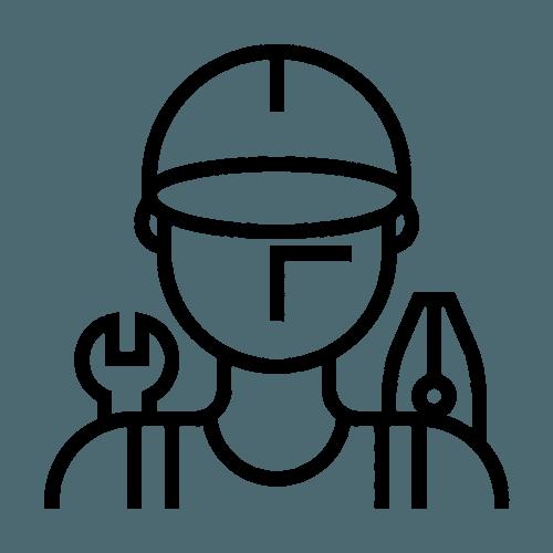 tecnico per riparazione di elettrodomestici