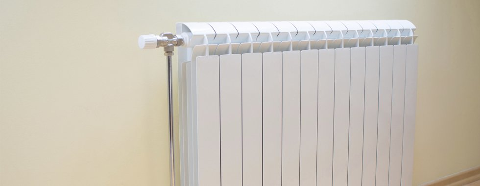 A small radiator