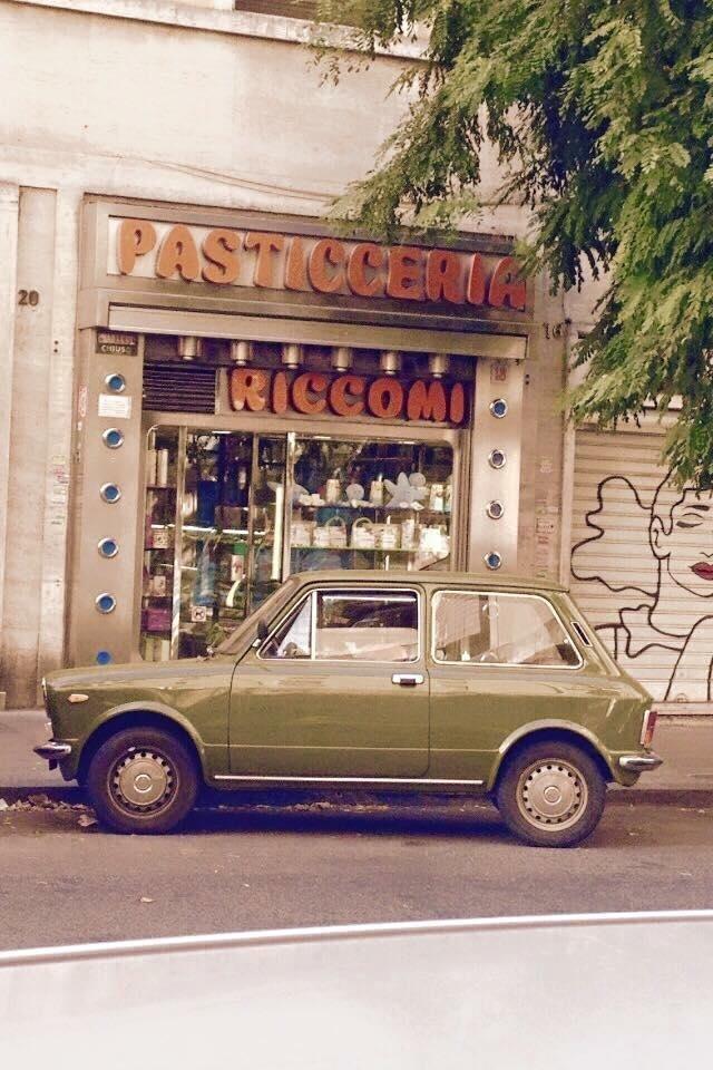 dolci artigianali roma