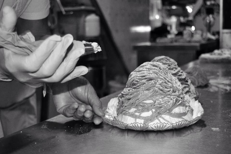 pasticceria artigianale roma