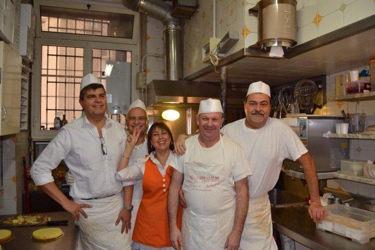 pasticceria artigianale riccomi roma