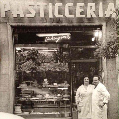 pasticceria artigianale roma riccomi
