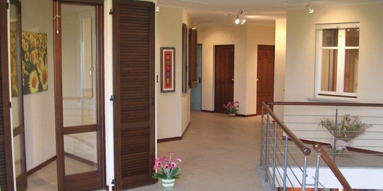 Showroom persiane e porte