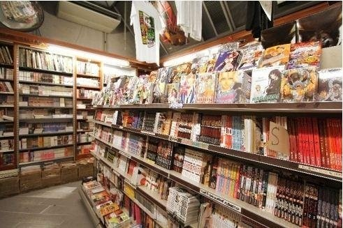 Fumetti e manga