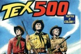 Collezione fumetto Tex