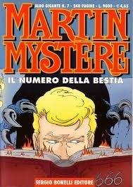 Fumetto Martin Mystère