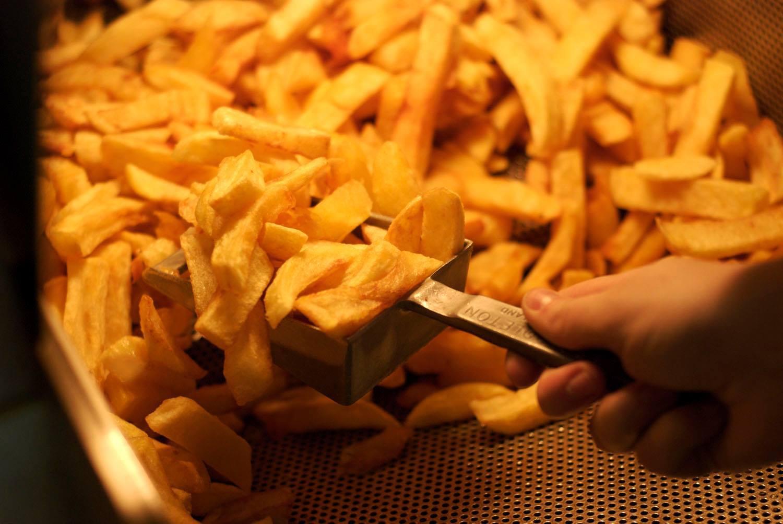 re-prepared chips