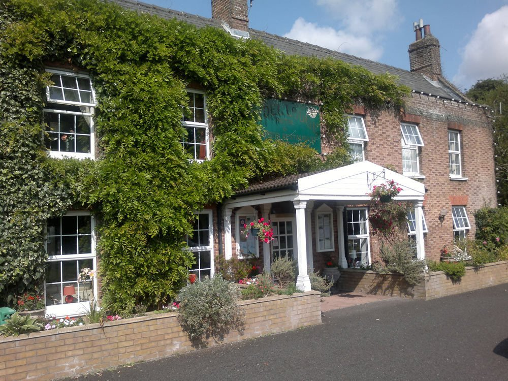 Exterior view of our hotel at King's Lynn