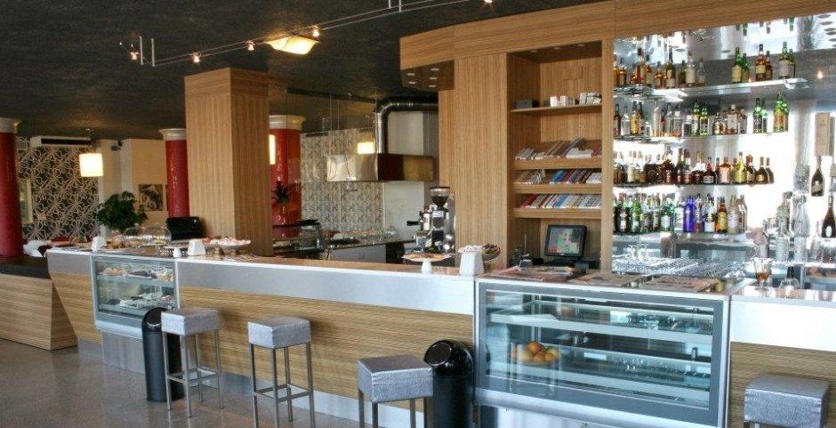 Bancone per bar Ascoli Piceno