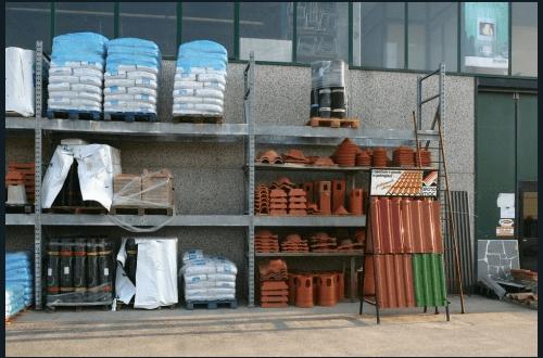 Forniture per edilizia