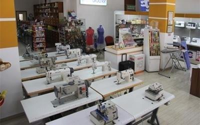 macchine da cucire professionali