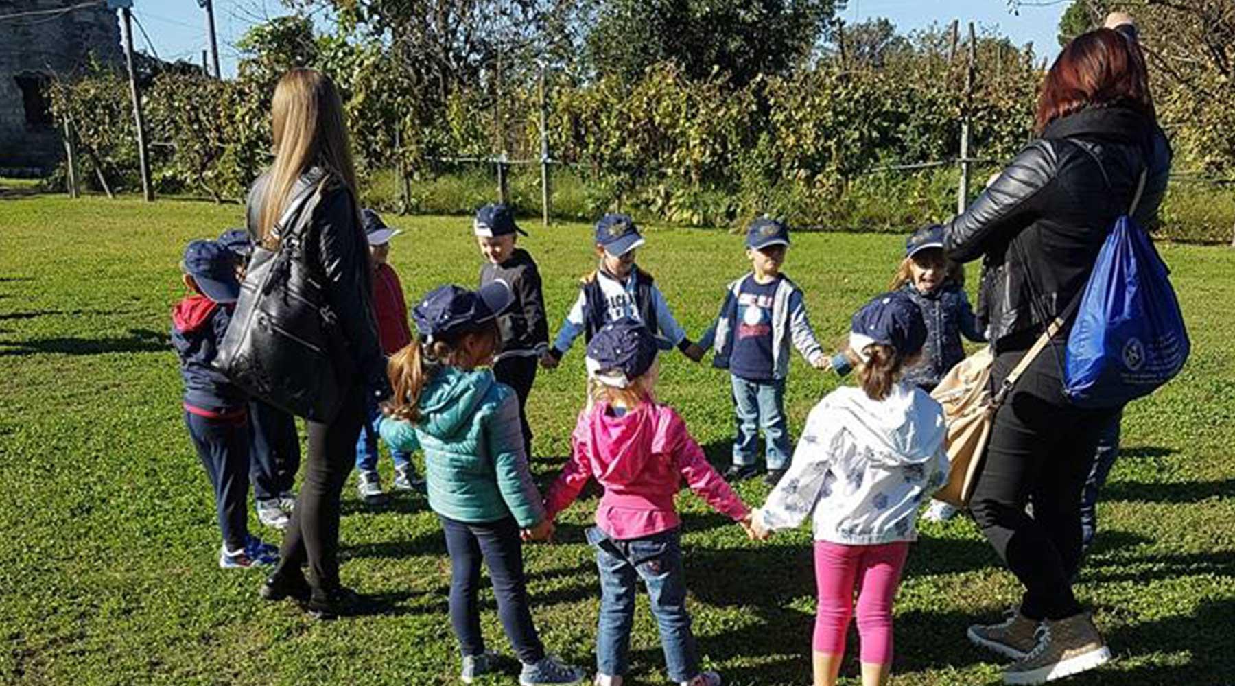 Istituto San Lorenzo: i bambini