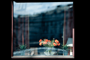 Bespoke glass ballustrate